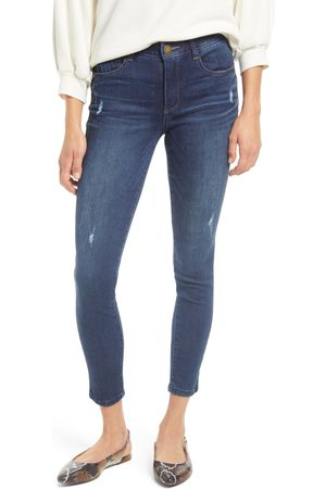 Wit & Wisdom Women's Ab-Solution Luxe Touch High Waist Ankle Skinny Jeans