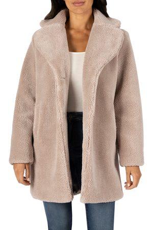 Kut From The Kloth Women's Addyson Fleece Coat