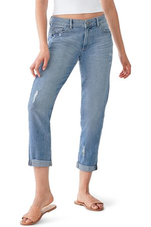 Dl Women's 1961 Riley Ankle Boyfriend Jeans