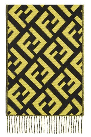 Fendi Men Scarves - Scarf