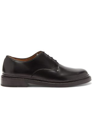 OUR LEGACY Union Parade Leather Derby Shoes - Mens