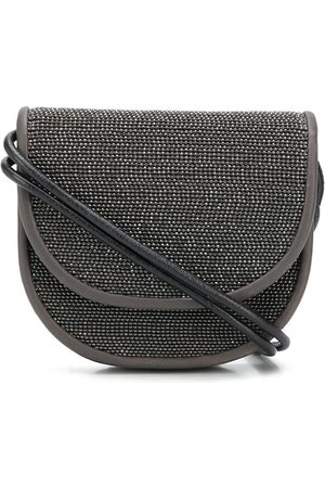 Brunello Cucinelli Crystal-embellished mini bag