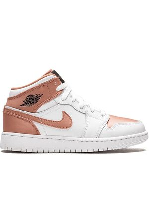 Nike TEEN Air Jordan 1 Mid GS sneakers