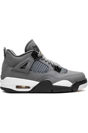 Nike TEEN Air Jordan 4 Retro sneakers - Grey