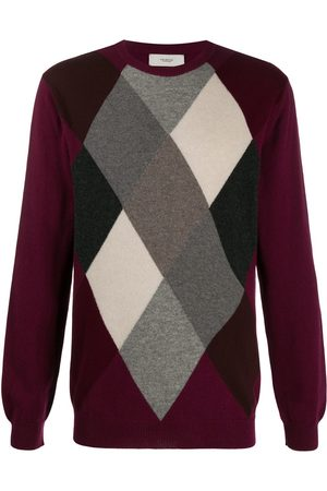 Pringle of Scotland Argyle cashmere jumper