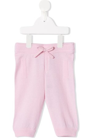 Dolce & Gabbana Baby Leggings - Cashmere knitted trousers