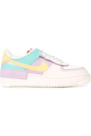 Nike Air Force 1 colour-block sneakers