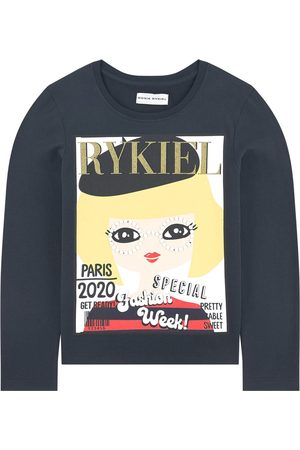 Sonia by Sonia Rykiel Kids Sale - Graphic T-shirt - Girl - 4 years - - Long sleeved t-shirts