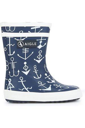 Aigle Rain Boots - Kids - Printed rain boots - Unisex - 19 EU - - Crib trainers