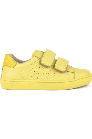 Gucci Kids Sneakers - Mini Me leather sneakers