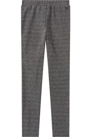 Sonia by Sonia Rykiel Girls Leggings - Kids Sale - Sequined leggings - Girl - 4 years - Grey - Leggings