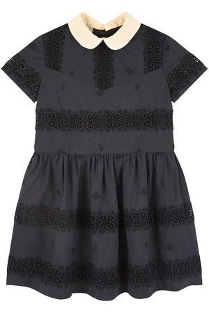 Gucci Mini Me poplin dress