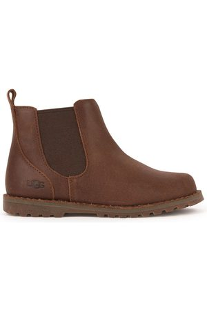 UGG Kids - Callum leather boots - Unisex - 25 EU - - Ankle boots