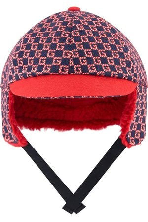 Gucci Kids - Cap with earflaps - Unisex - 7-9 Years - - Baby beanies