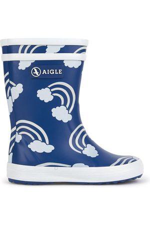 Aigle Boots - Kids - Magic Wellington boots - Rainbow Lolly Pop - Unisex - 19 EU - - Crib trainers