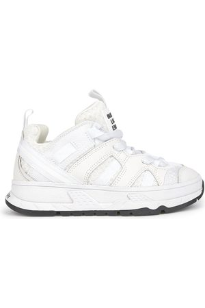Burberry Kids - Branded Sneakers - Unisex - 28 EU - - Casual trainers
