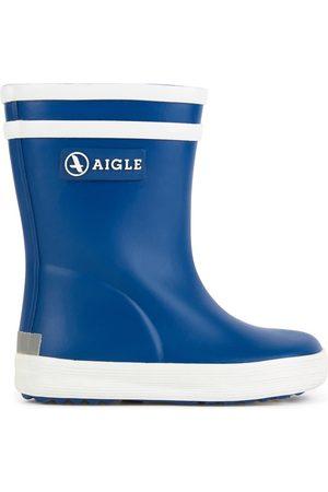 Aigle Kids - Rain boots Baby Flac - Unisex - 19 EU - - Crib trainers