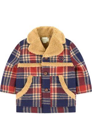 Gucci Wool blend pea coat