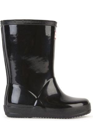 Hunter Rain boots - Original First Gloss Black