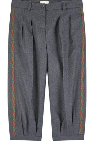 Gucci Flannel suit pants