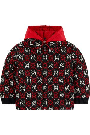 Gucci Boys Bomber Jackets - Kids - Mini Me Bomber Jacket - Boy - 8 years - - Spring and fall jackets