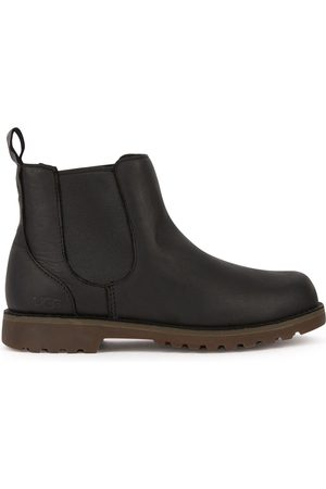 UGG Kids - Callum leather boots - Unisex - 35 EU - - Ankle boots