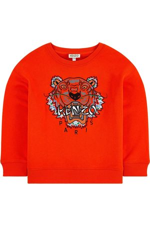 Kenzo Kids - Tiger sweatshirt - Japanese Dragon - Boy - 2 years - - Sweatshirts