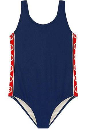 Gucci Logo one-piece swimsuit GG