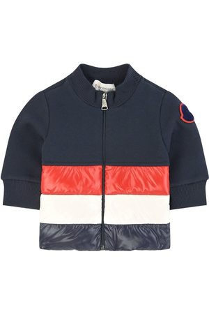 Moncler Zip down padded sweatshirt