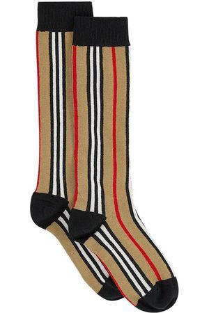 Burberry Pair of knee socks