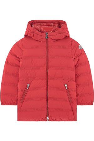 Moncler Girls Puffer Jackets - Kids - Padded Coat - Girl - 4 Years - - Padded and puffer jackets
