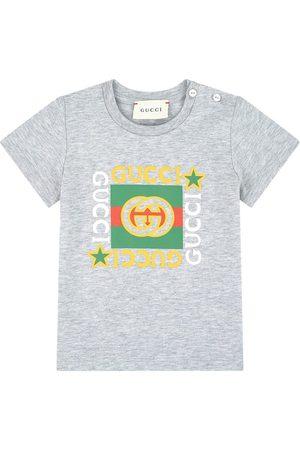 Gucci Mini Me logo T-shirt