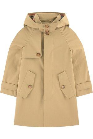 Burberry Boys Trench Coats - Kids - Gabardine Trenchcoat - Boy - 10 Years - - Trench coats