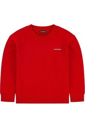 Balenciaga Kids Sale - Logo sweatshirt - Unisex - 4 Years - - Sweatshirts
