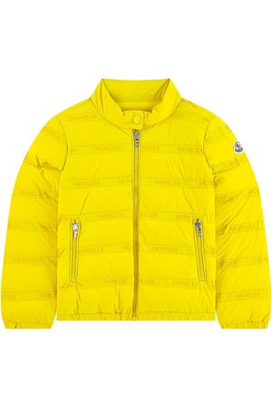 Moncler Kids - Puffer Jacket - Girl - 6 Years - - Padded and puffer jackets