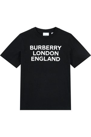 Burberry Kids - Branded Tee - Boy - 10 years - - T-shirts