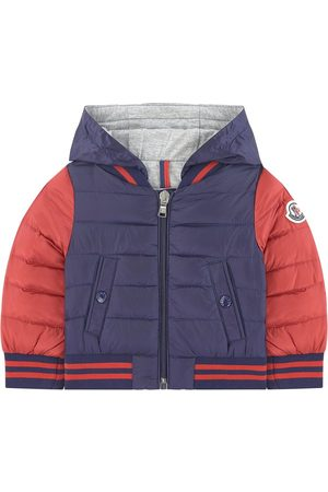 Moncler Boys Puffer Jackets - Kids - Red Puffer Jacket - Boy - 6-9 Months - - Padded and puffer jackets