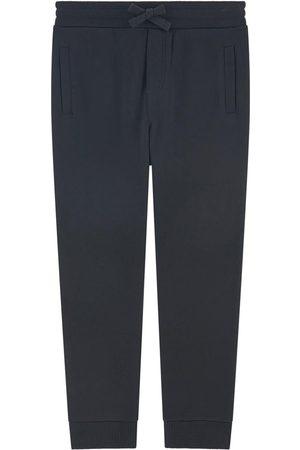 Dolce & Gabbana Kids Sale - Branded Plaque Sweatpants - Boy - 2 years - - Sweatpants