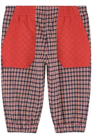 Gucci Mini Me loose fit pants