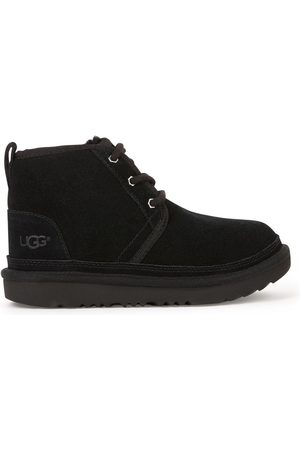 UGG Kids - Fur-lined leather and wool boots - Neumel II - Unisex - 30 EU - - Ankle boots