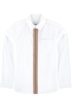Burberry Boys Shirts - Kids - Silverton Shirt - Boy - 10 years - - Shirts