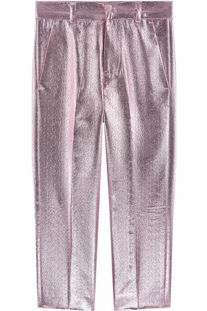 Dsquared2 Metallic formal trousers