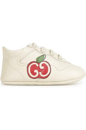 Gucci Mini Me leather sneakers