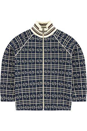 Gucci Zip knit cardigan
