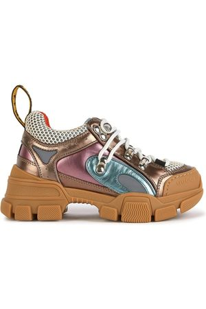 Gucci Leather trainers with laces - Flashtrek