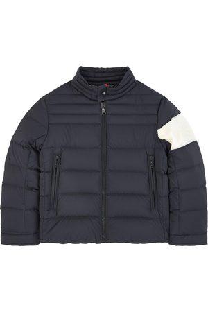 Moncler Boys Puffer Jackets - Kids - Logo Puffer Jacket - Boy - 4 Years - - Padded and puffer jackets
