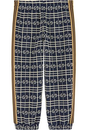 Gucci Loose fit sportswear pants