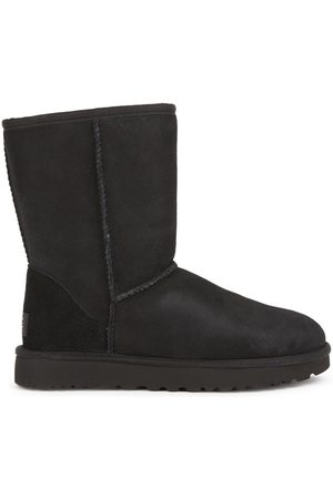 UGG Ankle Boots - Kids - Fur-lined leather and wool boots - Classic Short II - Unisex - 36 EU - - Ankle boots