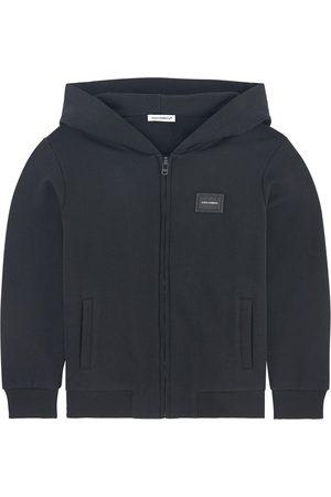Dolce & Gabbana Boys Hoodies - Kids Sale - Mini Me zip hoodie - Boy - 2 years - - Hoodies