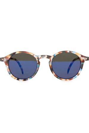 Izipizi Kids - Mirror sunglasses - #D Tortoise Mirror - Unisex - One Size - - Sunglasses